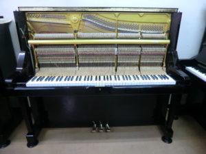 ヤマハ アップライトピアノ UX グランフィール装着済み